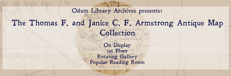 Armstrong Antique Map Collection