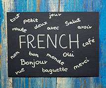 B.A. Degree with a Major in French - World Languages and Cultures Track
