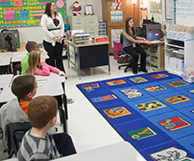 B.S.Ed. Degree with a Major in Early Childhood Education